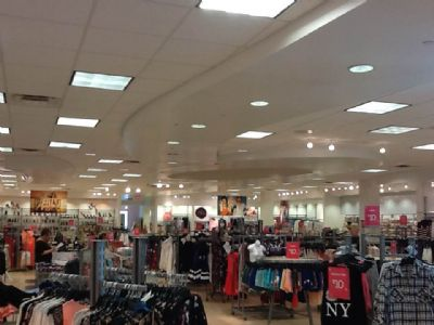 Charlotte Russe - Open Remodel